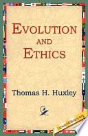Read Online Evolution And Ethics Epub