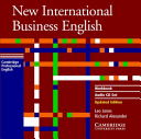New International Business English Workbook Audio Cd Set 2 Cds
