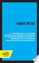 Karok Myths