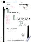 Technical Information Pilot Book