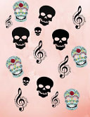 Music Composition Pretty in Pink   Skulls Sheet Music