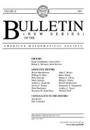 Bulletin of the AMS