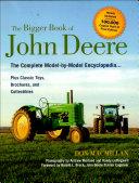 The Bigger Book of John Deere Tractors