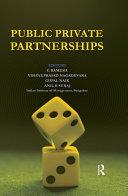 Pdf Public Private Partnerships