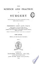 The Science and Practice of Surgery Book
