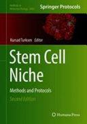 Stem Cell Niche Book