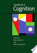 Handbook Of Cognition Book