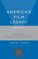 America's Film Legacy, 2009-2010 Pdf/ePub eBook