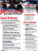 The Pennsylvania Sportsman