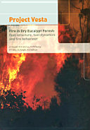 Project Vesta: Fire in Dry Eucalypt Forest Pdf/ePub eBook