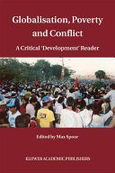 Globalisation, Poverty and Conflict Pdf/ePub eBook