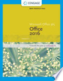 New Perspectives Microsoft Office 365 & Office 2016: Introductory, Spiral bound Version