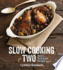 Slow Cooking For Two PDF