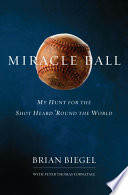Miracle Ball Book