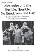 Alexander and the Terrible, Horrible, No Good, Very Bad Day ebook