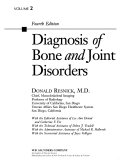 Diagnosis Of Bone And Joint Disorders Book PDF