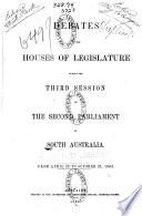 Debates in the Houses of Legislature