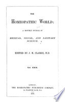 The Hom Opathic World Book PDF