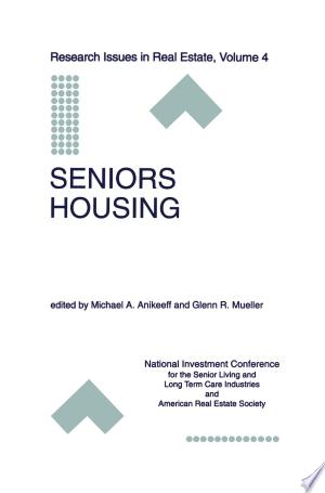 Download Seniors Housing Free Books - Dlebooks.net