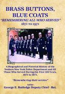 Brass Buttons   Blue Coats
