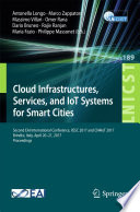 Cloud Infrastructures  Services  And IoT Systems For Smart Cities