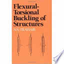 Flexural Torsional Buckling of Structures Book