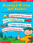 Super-Fun Reading & Writing Skill Builders