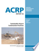 Sustainable Airport Construction Practices