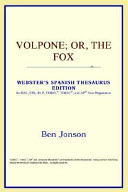 Volpone, Or Fox