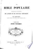 La Bible populaire  1
