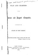Plan and Charters of the Florence and Keyport Companies Incorporated by the State of New Jersey