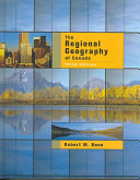 The Regional Geography Of Canada