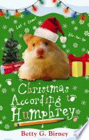 Christmas According to Humphrey Book