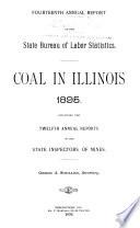 Annual Report of the State Bureau of Labor Statistics  Coal in Illinois