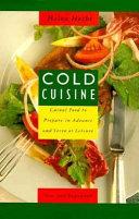 Cold Cuisine