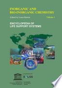 Inorganic And Bio Inorganic Chemistry Volume I Book PDF