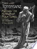 Fantasie über ungarische Volksmelodien
