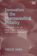Innovation in the Pharmaceutical Industry