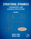 Structural Dynamics Fundamentals and Advanced Applications  Volume 2
