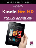 Pdf Kindle Fire HD Mode d'emploi Complet Telecharger