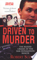 """Driven To Murder"" by Robert Scott"
