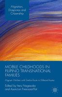 Mobile Childhoods in Filipino Transnational Families [Pdf/ePub] eBook