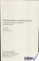 Evolution And Revolution In Theories Of Legal Reasoning