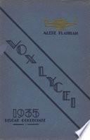 Vox Lycei 1934-1935