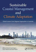 Sustainable Coastal Management and Climate Adaptation Book