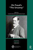 "On Freud's ""The Uncanny"" [Pdf/ePub] eBook"