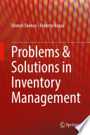 Problems   Solutions in Inventory Management