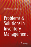 Problems & Solutions in Inventory Management Pdf