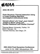 29th AIAA Fluid Dynamics Conference