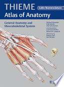 General Anatomy And Musculoskeletal System Latin Nomencl Thieme Atlas Of Anatomy  Book PDF